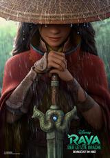 Raya und der letzte Drache - Poster