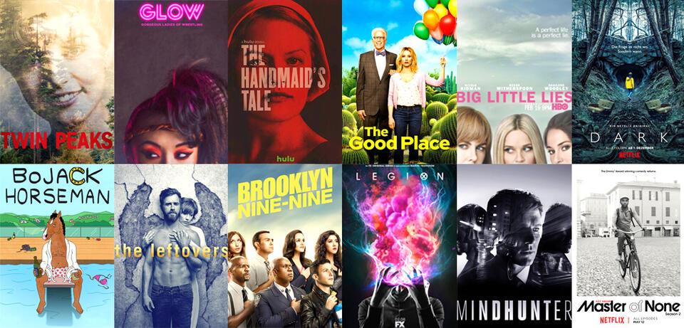 Listenparade zum Kinojahr 2017
