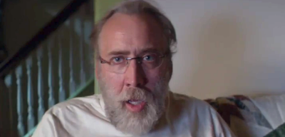 Nicolas Cage in Army of One