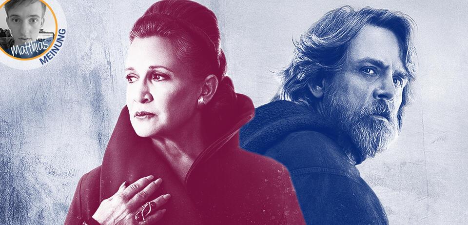 Star Wars: Leia und Luke