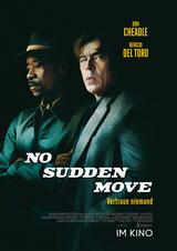 No Sudden Move - Poster