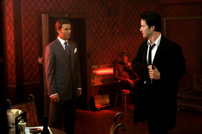 Constantine mit Keanu Reeves
