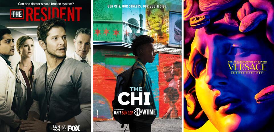 Die besten internationalen Serienstarts im Januar 2017