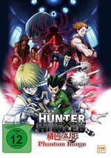Hunter x Hunter - Phantom Rouge - Poster