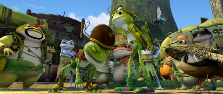 Freddy Frog Stream