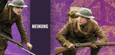 1917: Sam Mendes ästhetischer Kriegsfilm