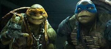 Vertreiben die Turtles die Guardians von Platz 1 der US-Charts?