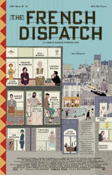 The French Dispatch - Poster