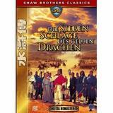 Die sieben Schläge des gelben Drachen - Poster
