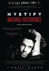 Mystify: Michael Hutchence - Poster