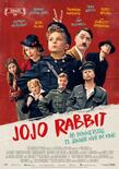 Jojo rabbit poster 1400