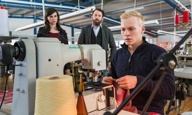 Tatort: Der letzte Schrey mit Nora Tschirner, Christian Ulmen und Julius Nitschkoff - Bild 1