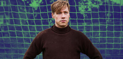 David Kross in Trautmann