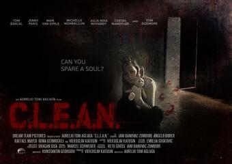 """Poster zum Film """"C.L.E.A.N."""""""