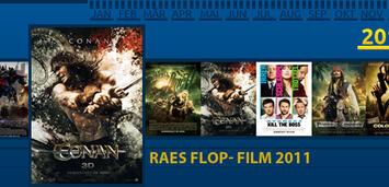 Bild zu:  Raes Flop des Jahres 2011 - Conan 3D