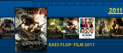 Raes Flop des Jahres 2011 - Conan 3D