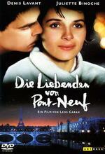 Die Liebenden von Pont-Neuf Poster