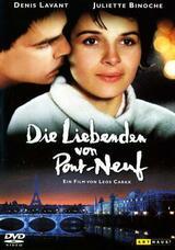 Die Liebenden von Pont-Neuf - Poster