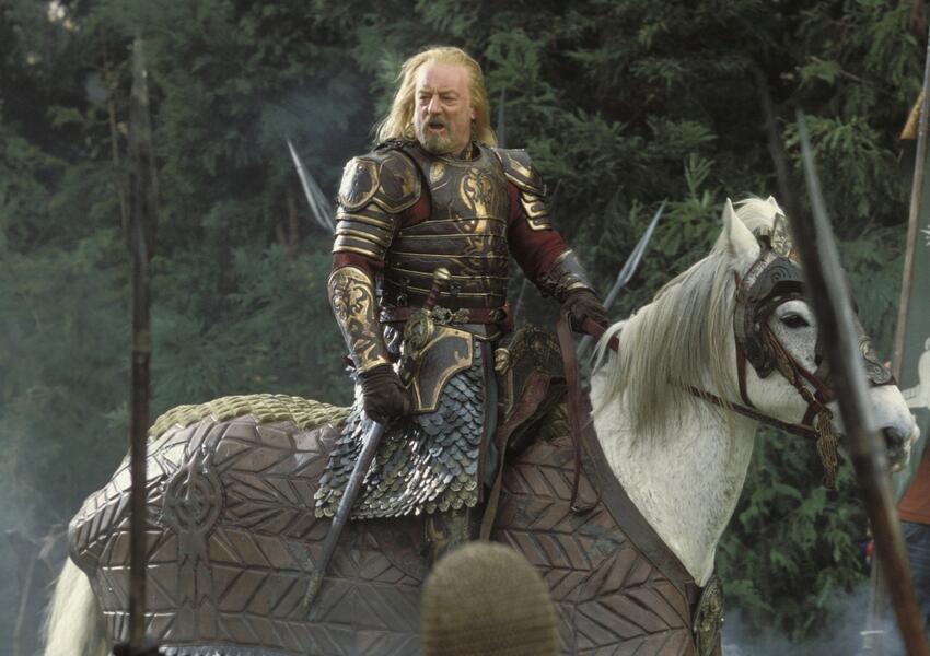 Der Herr der Ringe: Die Rückkehr des Königs mit Bernard Hill