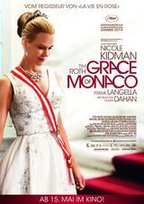 Grace of Monaco - Poster