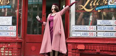 Rachel Brosnahan als Midge Maisel