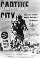 Stadt im Würgegriff