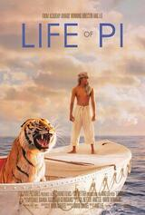 Life of Pi: Schiffbruch mit Tiger - Poster