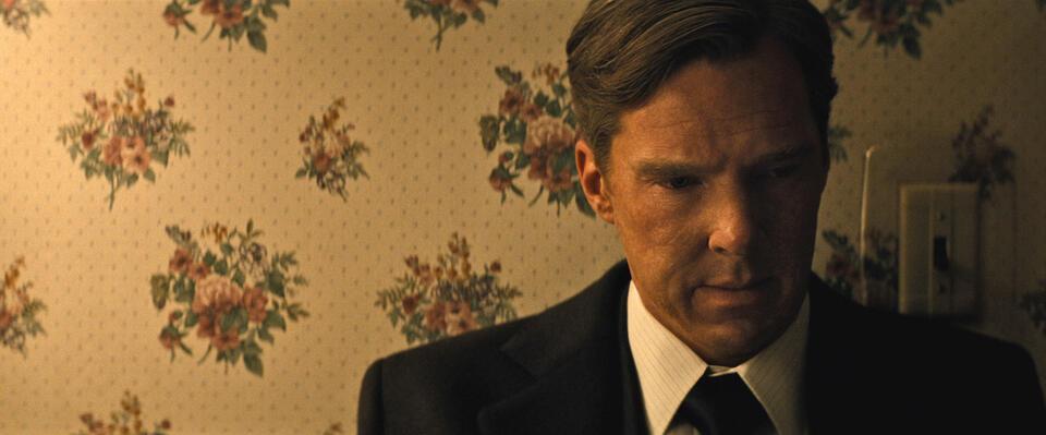 Benedict Cumberbatch in Black Mass