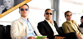 Matt Damon und Kollegen