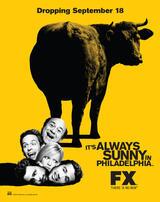 It's Always Sunny in Philadelphia - Staffel 4 - Poster