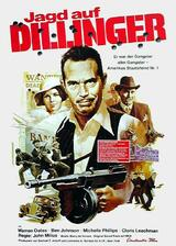 Jagd auf Dillinger - Poster