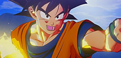 Son-Goku in Dragon Ball Z: Kakarot
