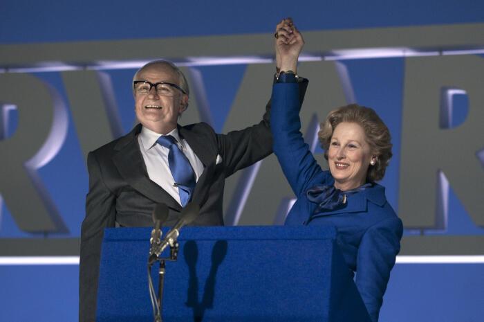 Die Eiserne Lady mit Jim Broadbent