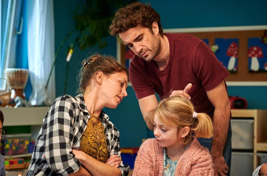 Das Leben ist kein Kindergarten mit Oliver Wnuk