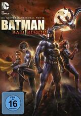 Batman: Bad Blood - Poster