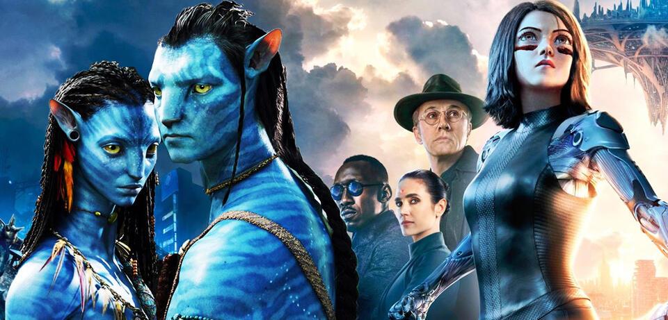 Avatar - Aufbruch nach Pandora/Alita: Battle Angel
