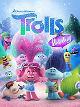 Trolls Holiday - Poster