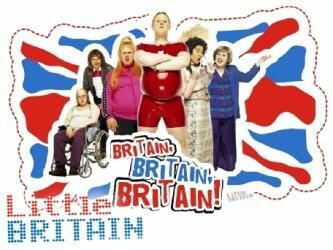 Little Britain Besetzung