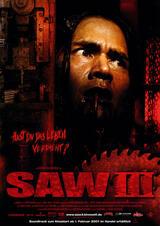 Saw III - Poster