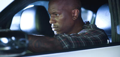 Tyrese Gibson in Fast & Furious Five