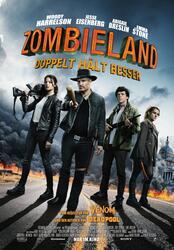 Zombieland 2: Doppelt hält besser Poster