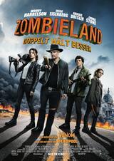 Zombieland 2: Doppelt hält besser - Poster