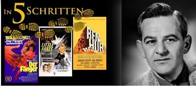 In 5 Schritten zum ... William Wyler-Experten