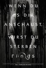 Rings - Das Böse ist zurück Poster