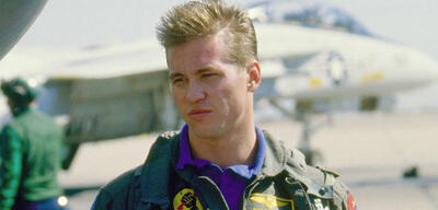Val Kilmer in Top Gun