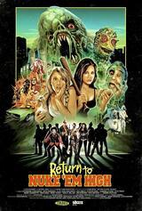 Return to Nuke 'Em High Volume 1 - Poster