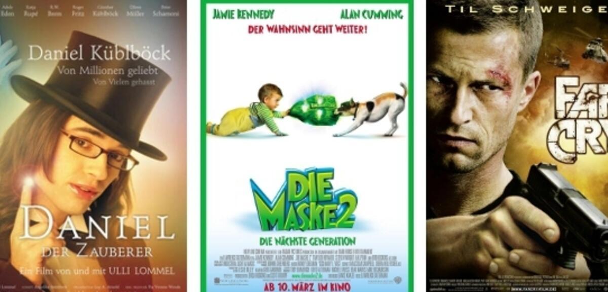 Beste Filme 2000er