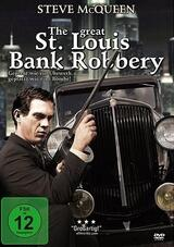 The Great St. Louis Bank Robbery - Poster