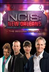 Navy CIS: New Orleans - Staffel 2 - Poster