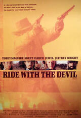 Ride with the Devil - Poster